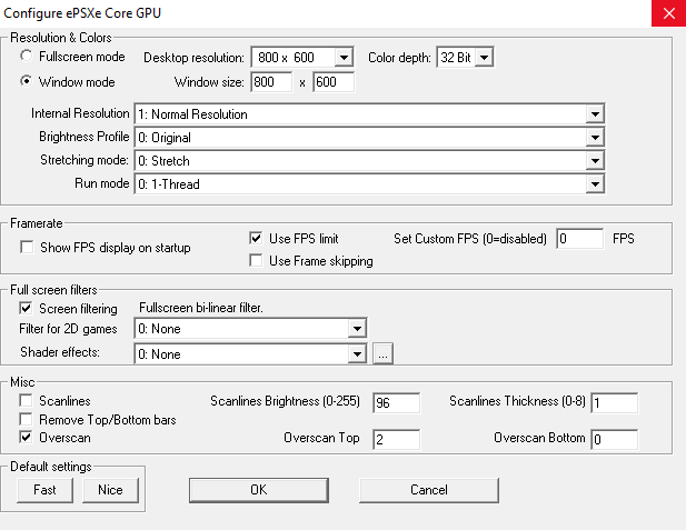 epsxe 2.0.5 windows 10 64 bit