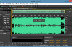 Adobe Audition CC 2020 v13.0.0.519 крякнутая русская версия