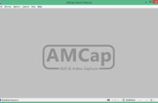 AMCap 9.20 rus скачать бесплатно русская версия