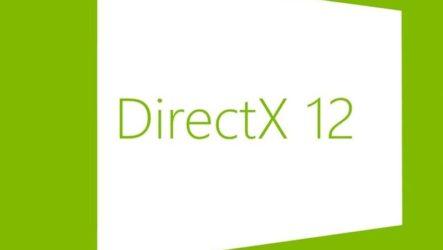 DirectX 12 скачать для Windows 7 64 bit