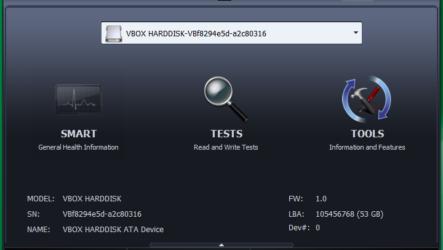 HDDScan 4.3 rus скачать с официального сайта