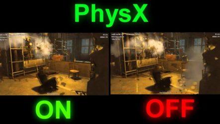 PhysX SDK для Mafia 2