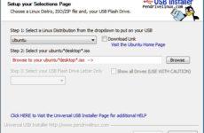 Universal USB Installer 1.9.8.6 Portable [En]