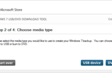 Windows 7 USB/DVD Download Tool последняя версия