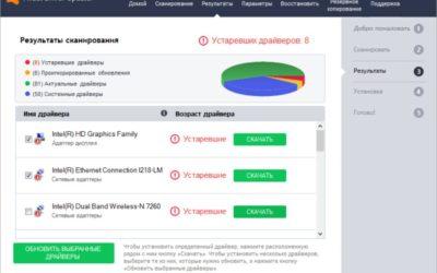 Avast Driver Updater с лицензионным ключом на 2020 год