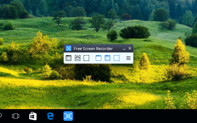 Free Screen Video Recorder для Windows