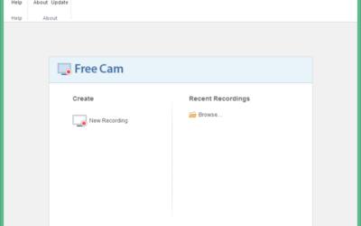 iSpring Free Cam 8.7.0 на русском
